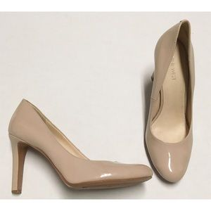 Nine West Leather Heels Size 8M